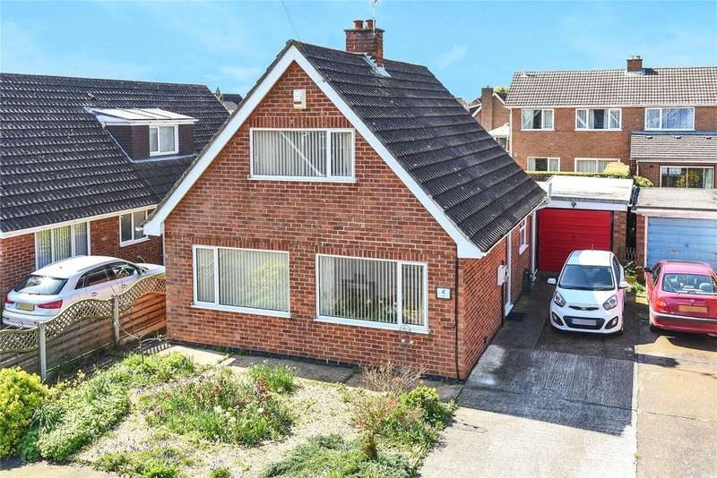 3 Bedrooms Detached Bungalow for sale in St Annes Close, Sleaford, NG34