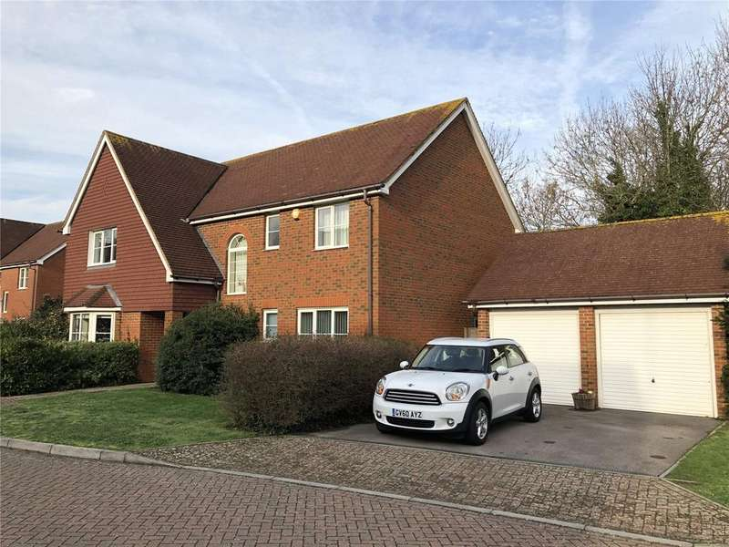 5 Bedrooms Detached House for sale in Regents Place, Eastbourne, East Sussex, BN21