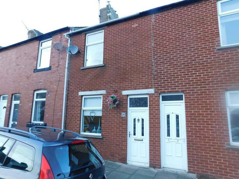 2 Bedrooms Terraced House for sale in Athol Street, Barrow-in-Furness.LA14 2QT