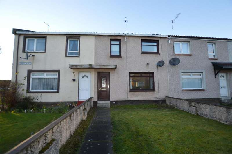 3 Bedrooms Terraced House for sale in 124 Darg Road, STEVENSTON, KA20 3AZ