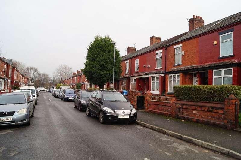 4 Bedrooms Terraced House for sale in Portland Road, Longsight, M13