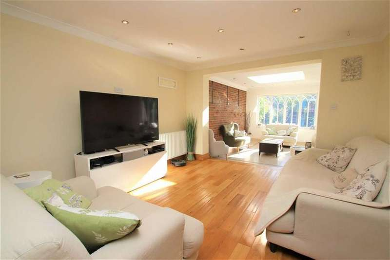 5 Bedrooms Detached House for sale in Mount Pleasant Lane, St Albans, Hertfordshire