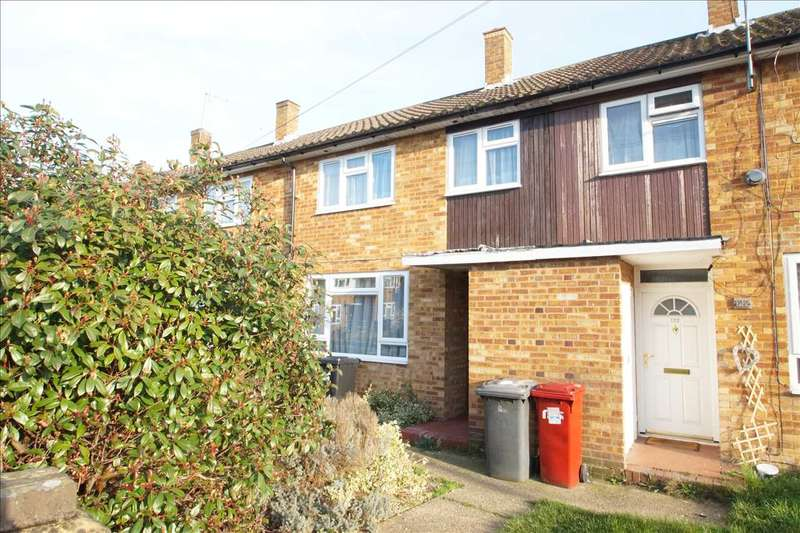 2 Bedrooms Terraced House for sale in Rokesby Road, Slough