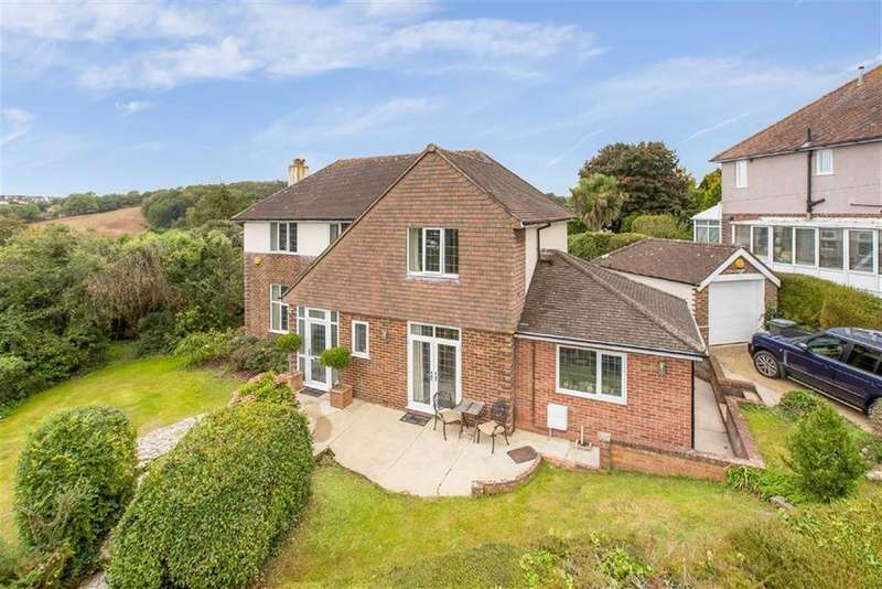 3 Bedrooms Detached House for sale in Thorne Park Road, Torquay, TQ2