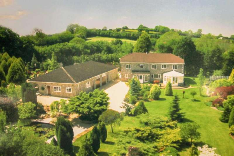 6 Bedrooms Detached House for sale in Old Hill, Winford, North Somerset, BS40 8DY