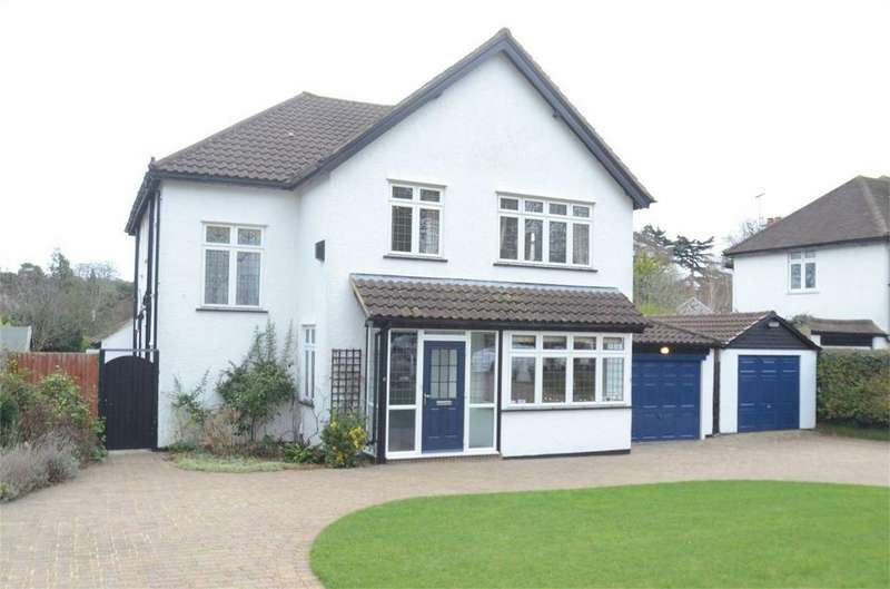 4 Bedrooms Detached House for sale in Peaks Hill, Purley, Surrey