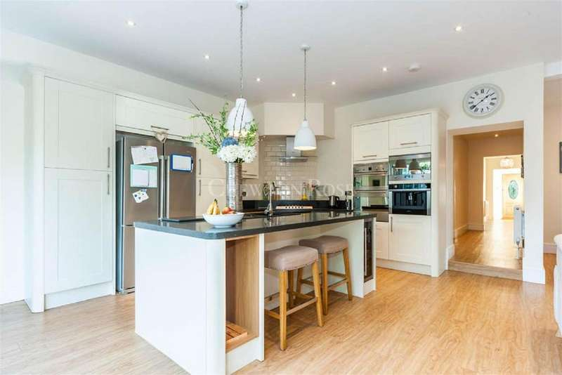 5 Bedrooms Detached House for sale in Locks Ride, Ascot SL5