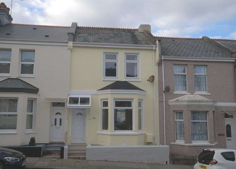 2 Bedrooms Property for sale in Renown Street Keyham, Plymouth