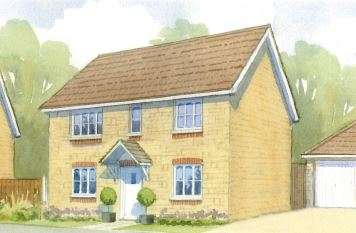 4 Bedrooms Detached House for sale in Templecombe, Somerset, BA8