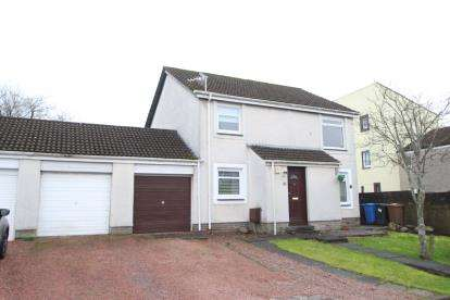 2 Bedrooms Flat for sale in Cuillin Place, Bourtreehill North