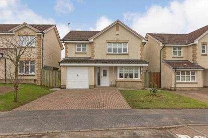 4 Bedrooms Detached House for sale in Langlook Road, Glasgow, Lanarkshire