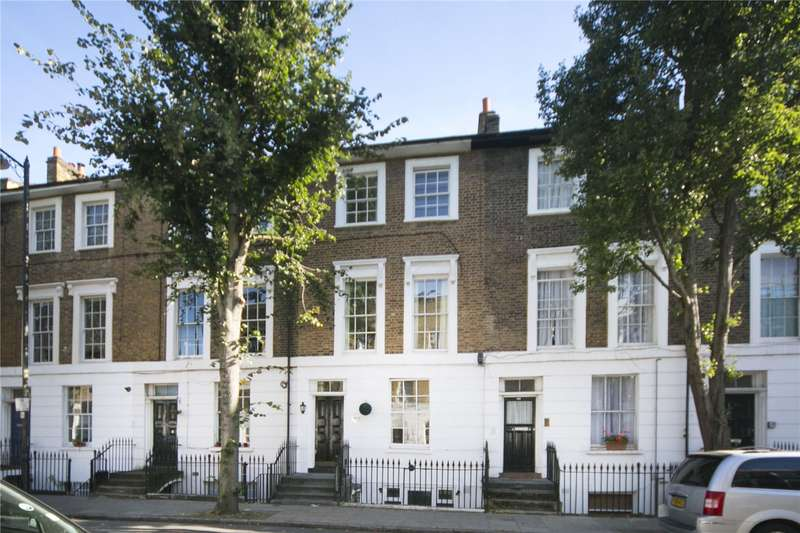 3 Bedrooms House for sale in Offord Road, Barnsbury, N1
