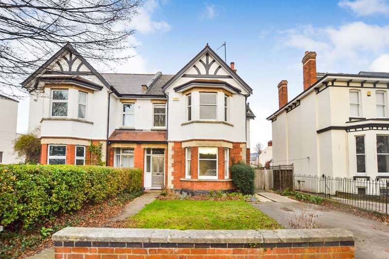 5 Bedrooms Semi Detached House for sale in Hewlett Road, Cheltenham, Gloucestershire