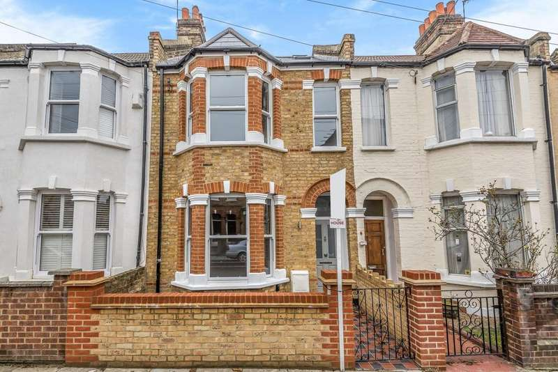 4 Bedrooms Terraced House for sale in Fawe Park Road, Putney