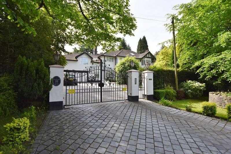 5 Bedrooms Detached House for sale in Park Road, Hale