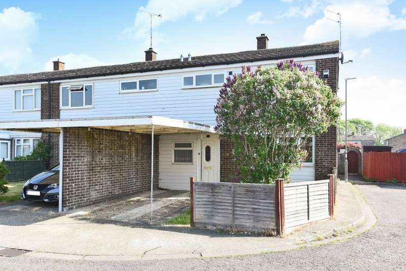 3 Bedrooms House for sale in Grenville Green, Aylesbury, HP21