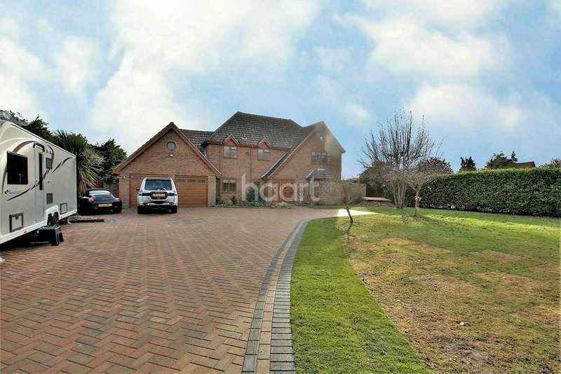 4 Bedrooms Detached House for sale in St Johns Road