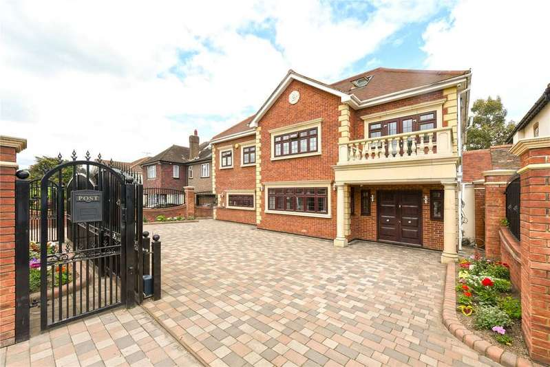 7 Bedrooms Detached House for sale in Tomswood Road, Chigwell, Essex, IG7