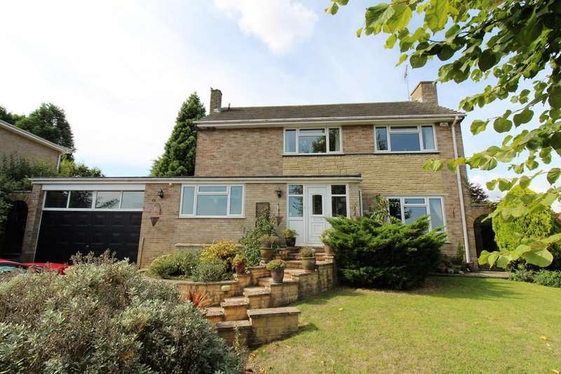 4 Bedrooms Detached House for sale in The Ridge, Blunsdon