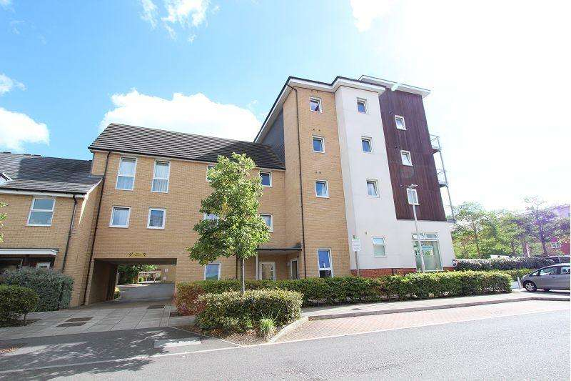 2 Bedrooms Flat for sale in Merrick House, Kennet Island, Reading