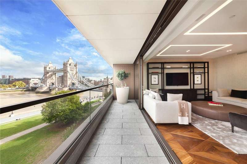 4 Bedrooms Flat for sale in Blenheim House, Crown Square, London