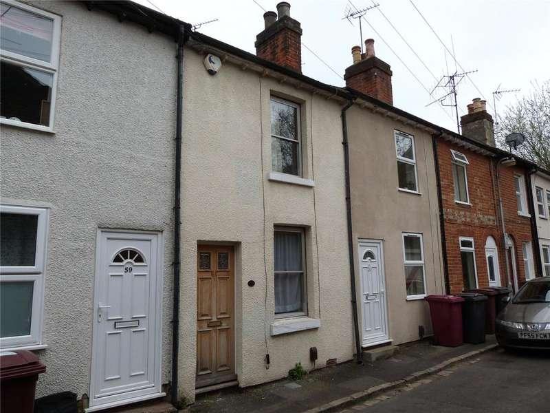 2 Bedrooms Terraced House for sale in Upper Crown Street, Reading, Berkshire, RG1