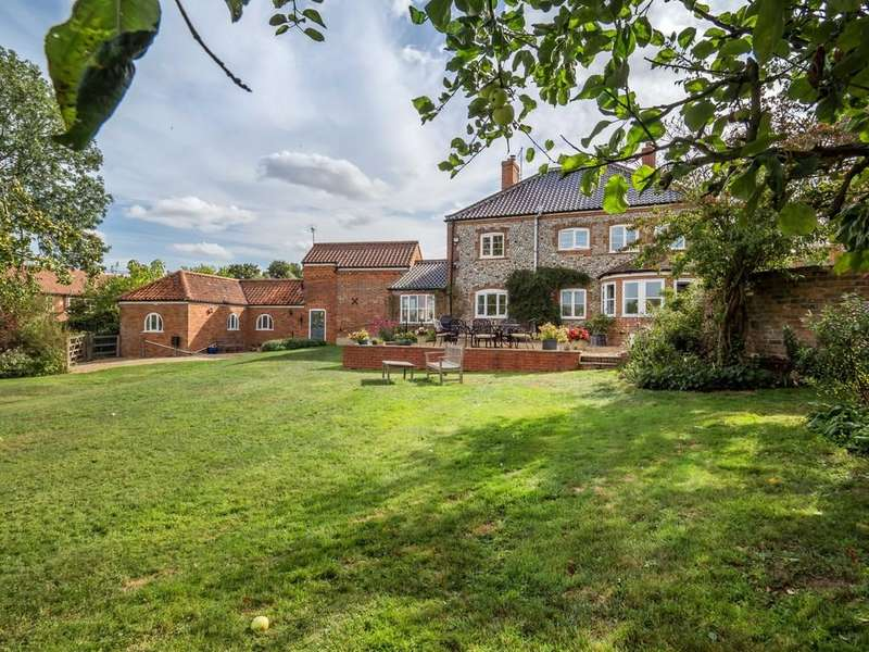 6 Bedrooms Detached House for sale in Great Ryburgh
