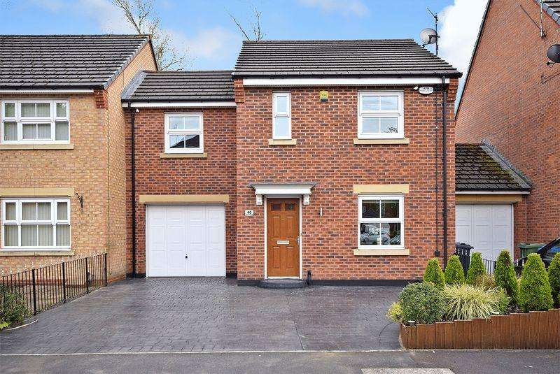 3 Bedrooms Detached House for sale in Nazareth House Lane, Widnes
