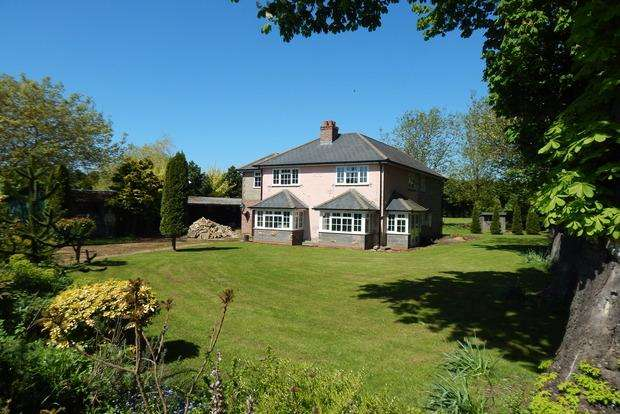 6 Bedrooms Farm House Character Property for sale in Infields Farm, Grandford Drove, West Fen, PE15