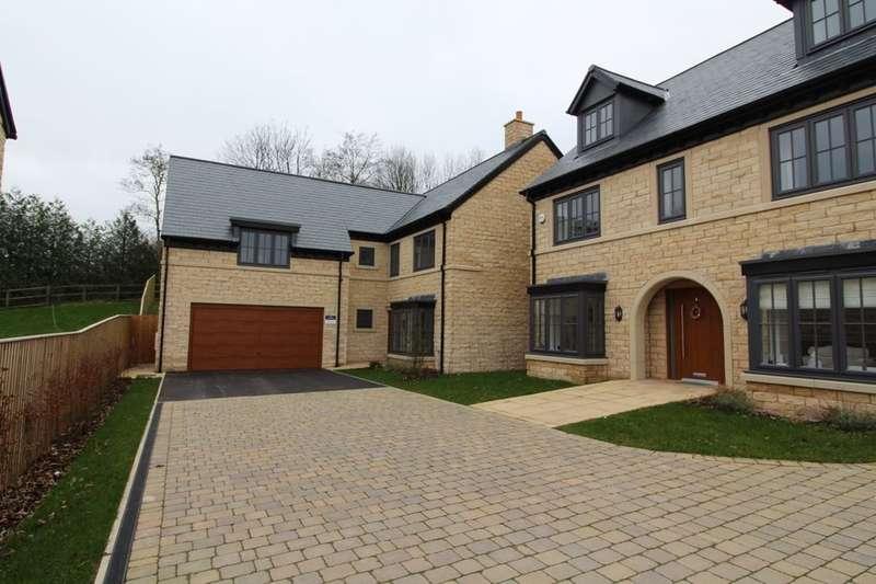 5 Bedrooms Detached House for sale in Over Town Lane, Greenbooth Village, Norden, OL12