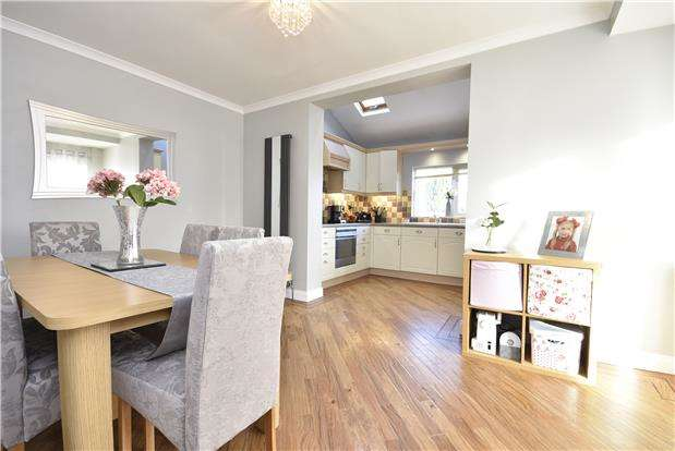 3 Bedrooms End Of Terrace House for sale in Silbury Road, Ashton Vale, Bristol, BS3 2QD