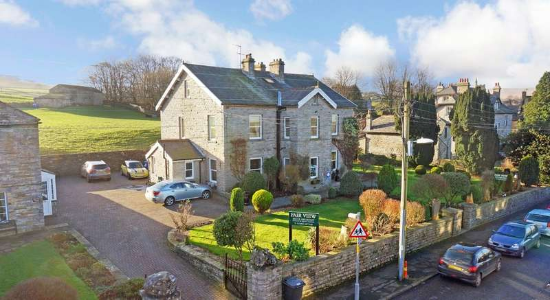 8 Bedrooms Detached House for sale in Fairview Guest House, Hawes