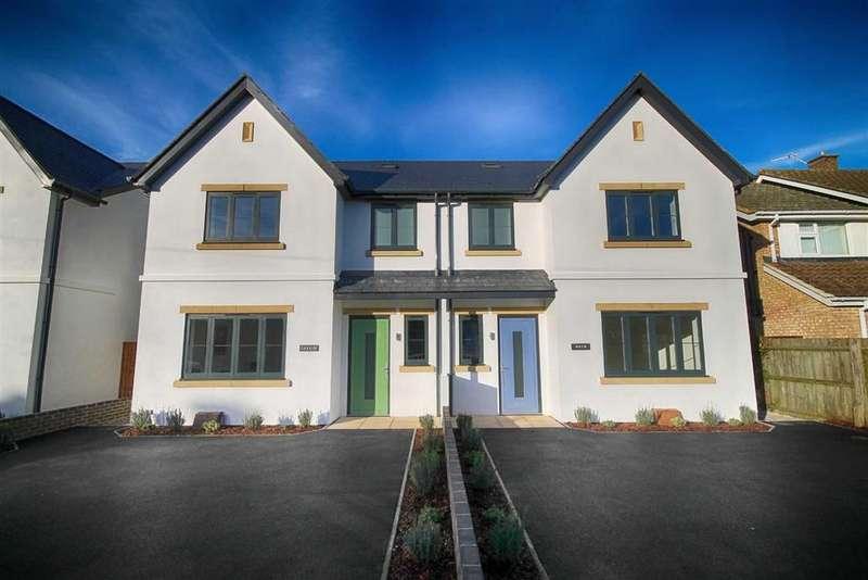 4 Bedrooms Semi Detached House for sale in The Reddings, The Reddings, Cheltenham, GL51