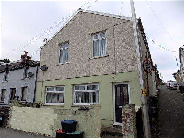 4 Bedrooms End Of Terrace House for sale in King Street, Brynmawr, NP23 4SY