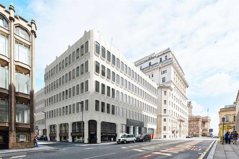 2 Bedrooms Apartment Flat for sale in Water Street, City Centre, Liverpool
