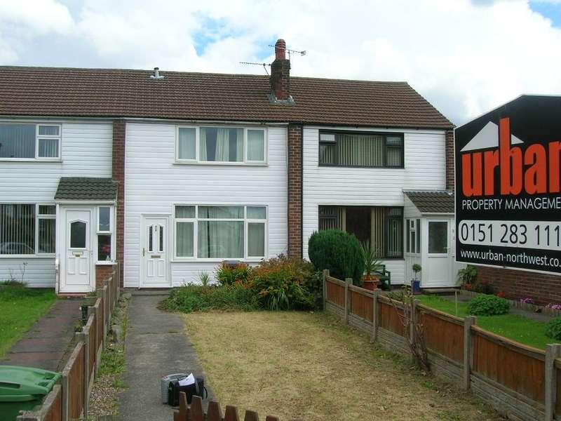3 Bedrooms Terraced House for sale in Warrington Road, WA8