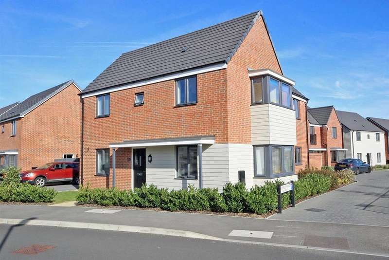 4 Bedrooms Detached House for sale in Ashpole Avenue, Wootton, Bedford