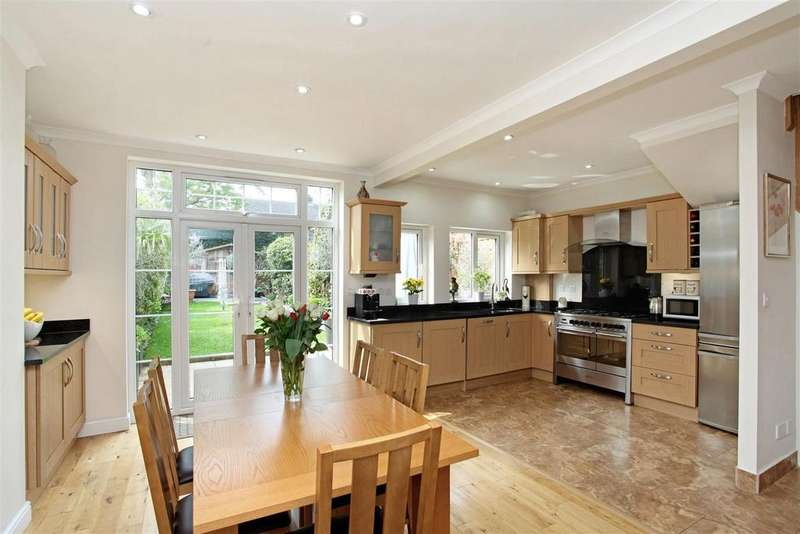 4 Bedrooms Terraced House for sale in Coppice Close, Raynes Park, SW20