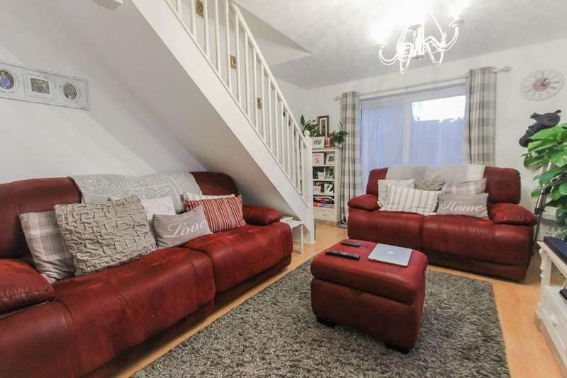 2 Bedrooms Town House for sale in Waterville Close, Leicester, LE3