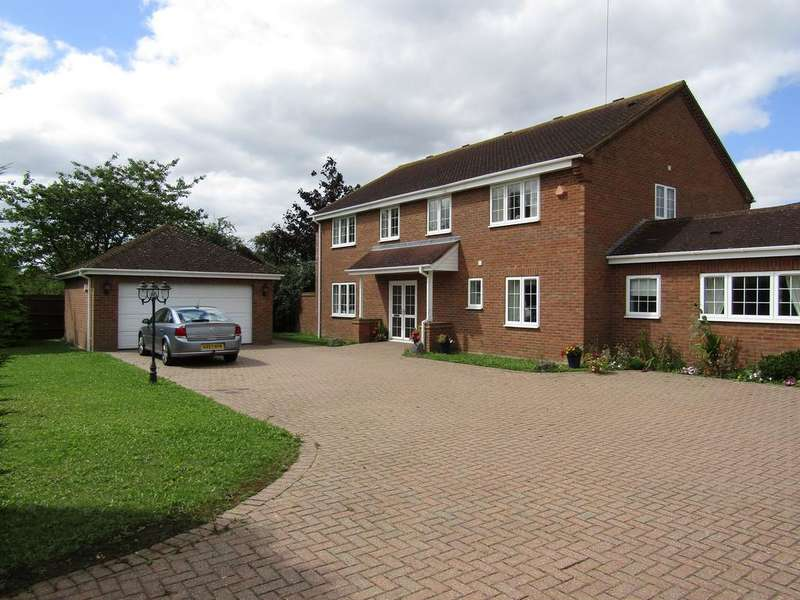 5 Bedrooms Detached House for sale in Shefford Road, Meppershall SG17