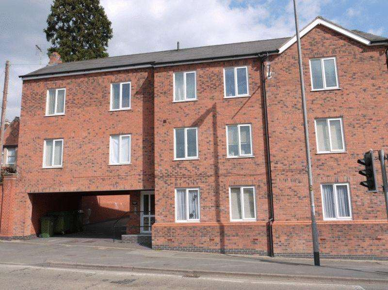 1 Bedroom Apartment Flat for sale in Bull Head Street, Wigston Magna Leicestershire