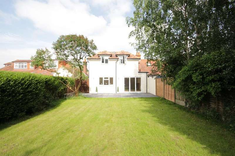4 Bedrooms Semi Detached House for sale in Smithfield Road, Maidenhead