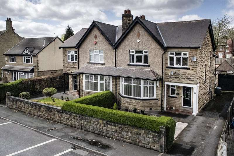 4 Bedrooms Semi Detached House for sale in Track Road, Batley, West Yorkshire, WF17