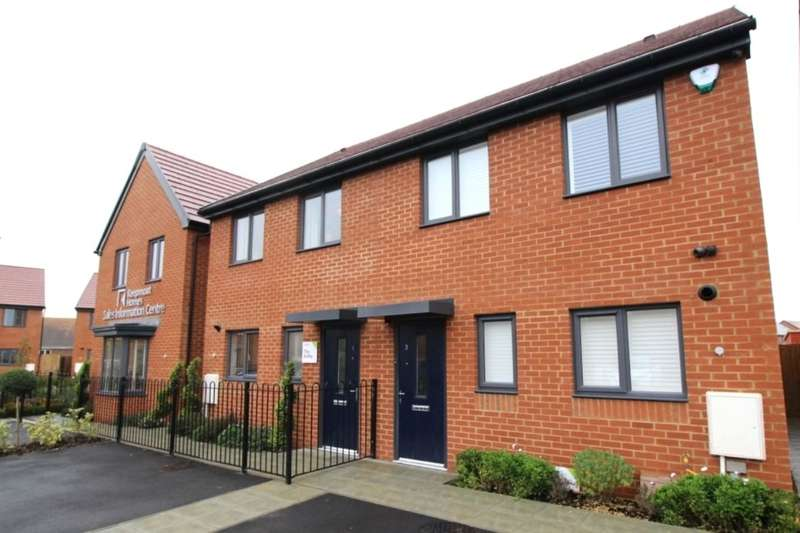 3 Bedrooms Semi Detached House for sale in Nelson Vue, Queenborough, ME11