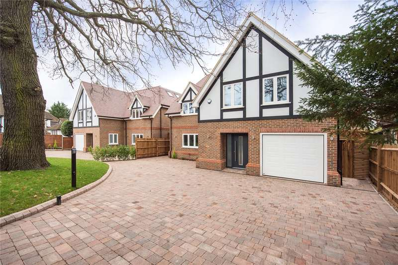 6 Bedrooms Detached House for sale in Hempstead Road, Watford, Hertfordshire, WD17