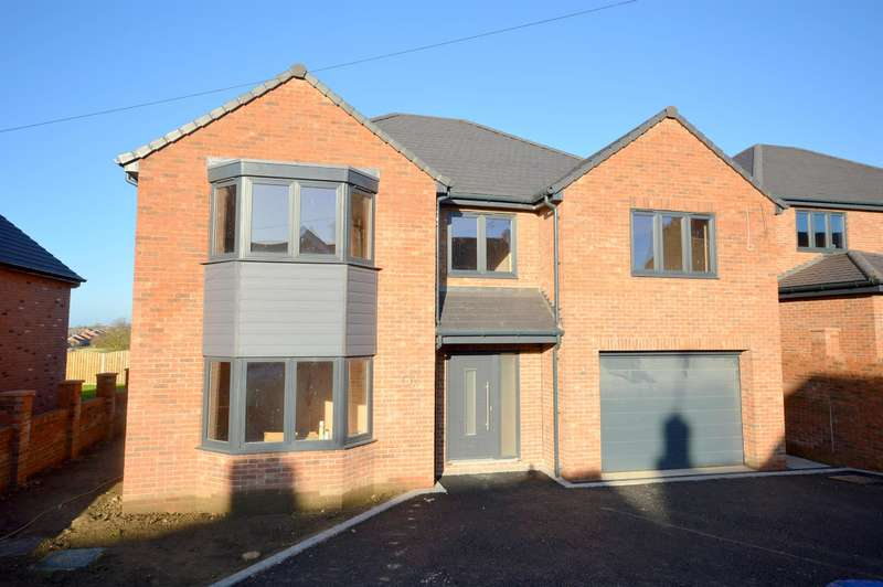5 Bedrooms Detached House for sale in PLOT 6 - Station Road, Pilsley, Chesterfield, S45 8BH