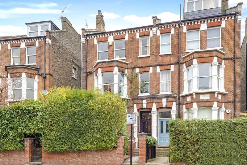 8 Bedrooms House for sale in Savernake Road, South End Green