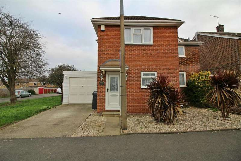 3 Bedrooms Detached House for sale in The Readings, Harlow