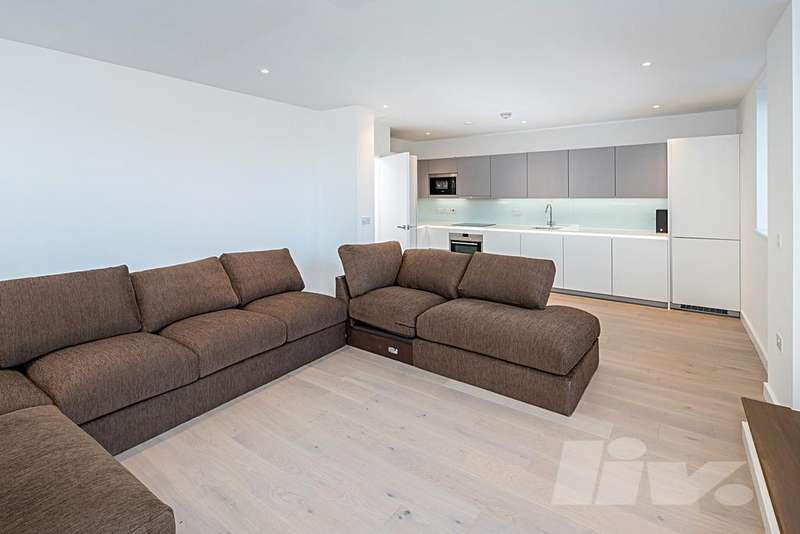 3 Bedrooms Flat for sale in Burnell Building, Fellows Square, Cricklewood, NW2