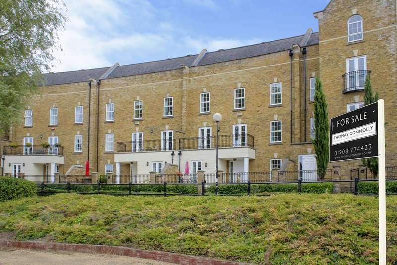5 Bedrooms Terraced House for sale in Monellan Crescent , Caldecotte, Milton Keynes MK7